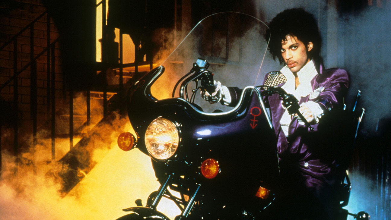 Prince Purple Rain Still 2 - H 2016