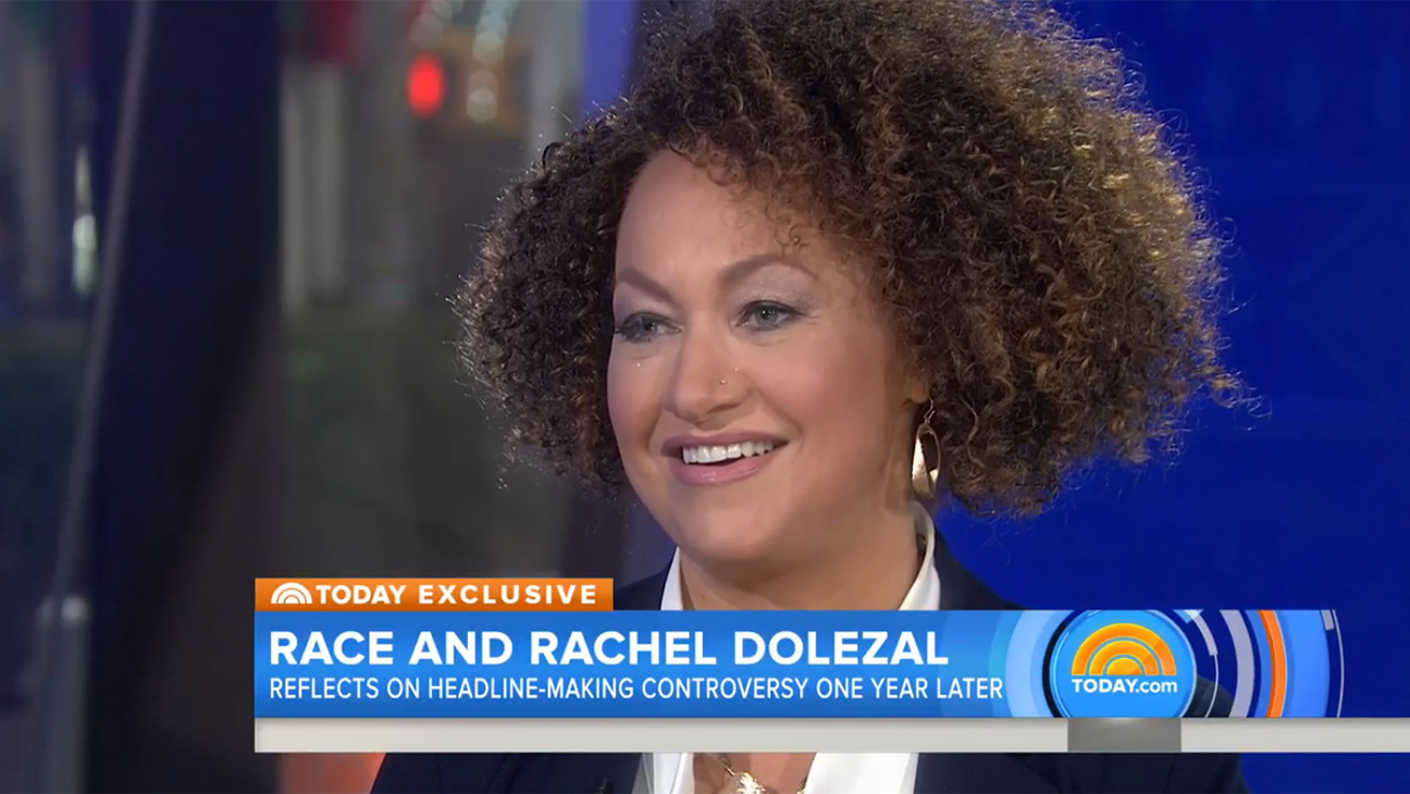 Rachel Dolezal on Today - Screengrab - H 2016