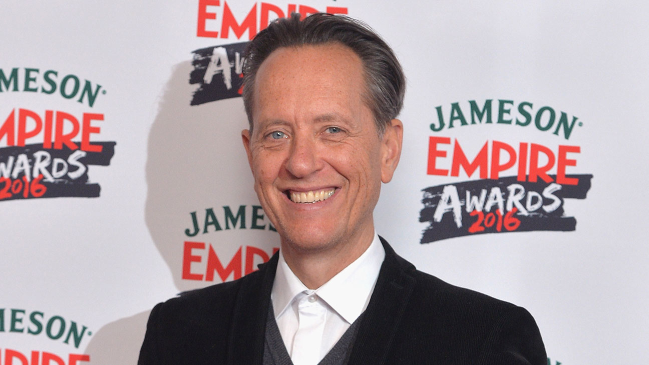 Richard E Grant - Getty - H 2016