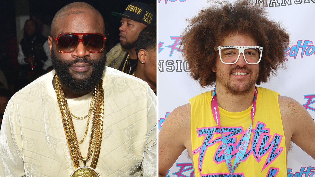 Rick Ross and LMFAO GETTY - H 2016