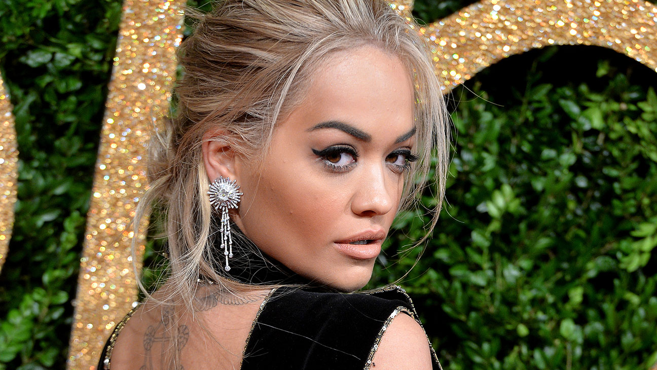 Rita Ora - Getty - H 2016
