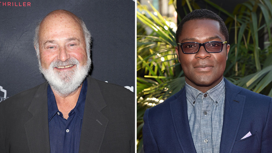 Rob Reiner and David Oyelowo Split -Getty - H 2016