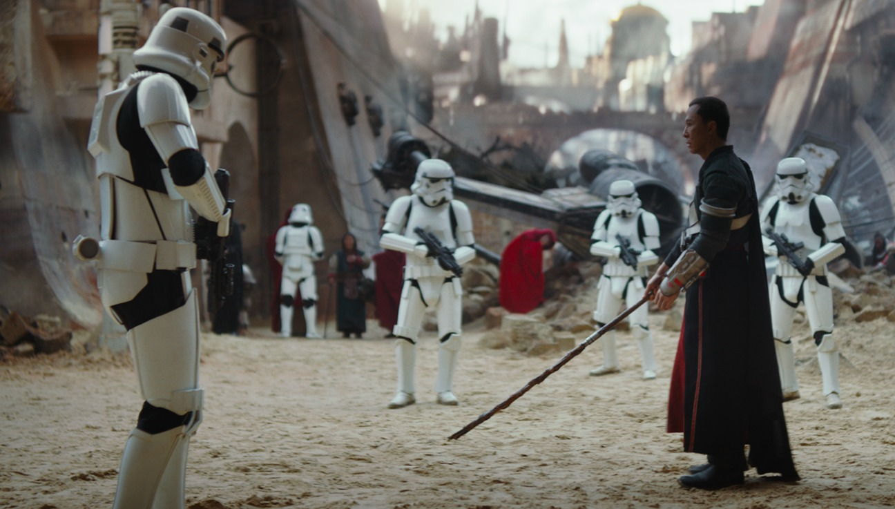 Rogue One - H - 2016