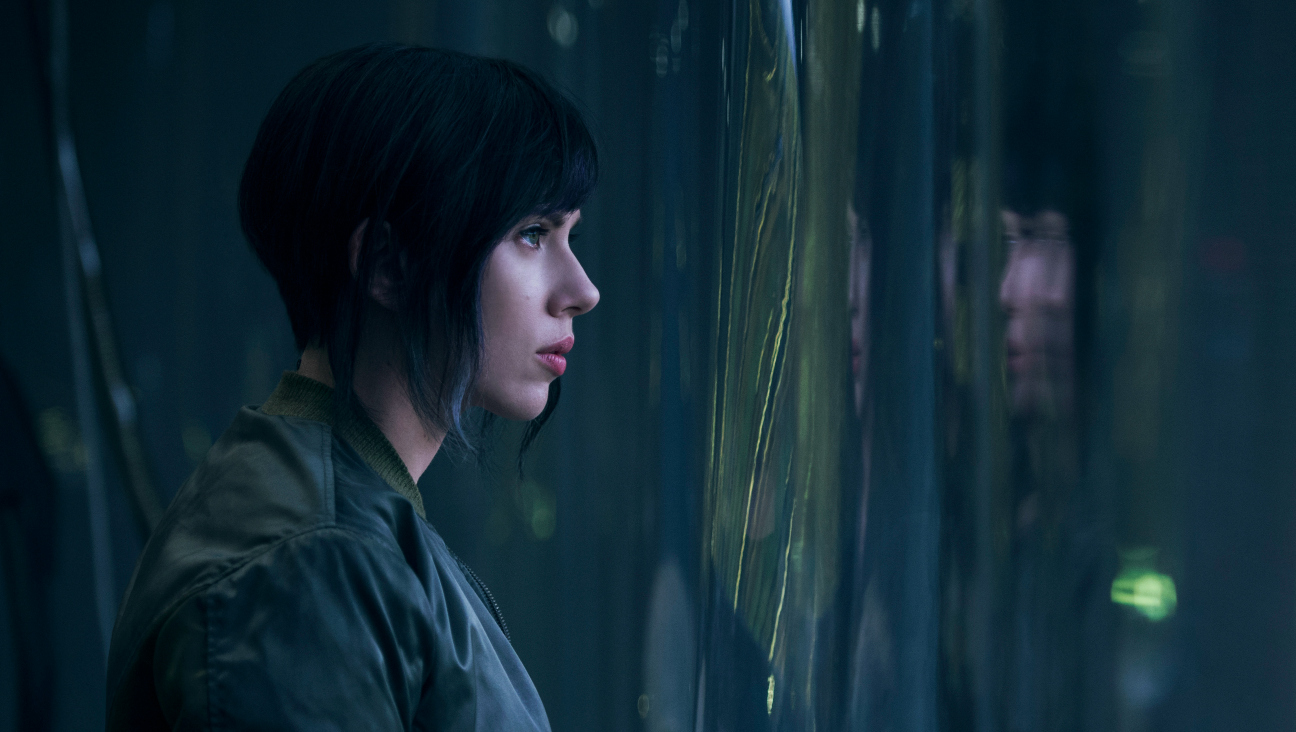 Ghost in the Shell — H 2016