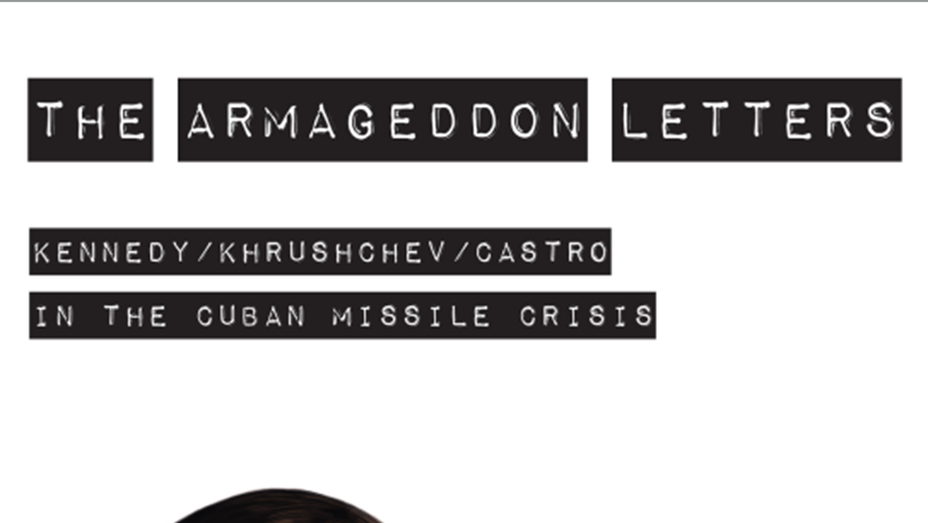 The Armageddon Letters book cover - P 2016