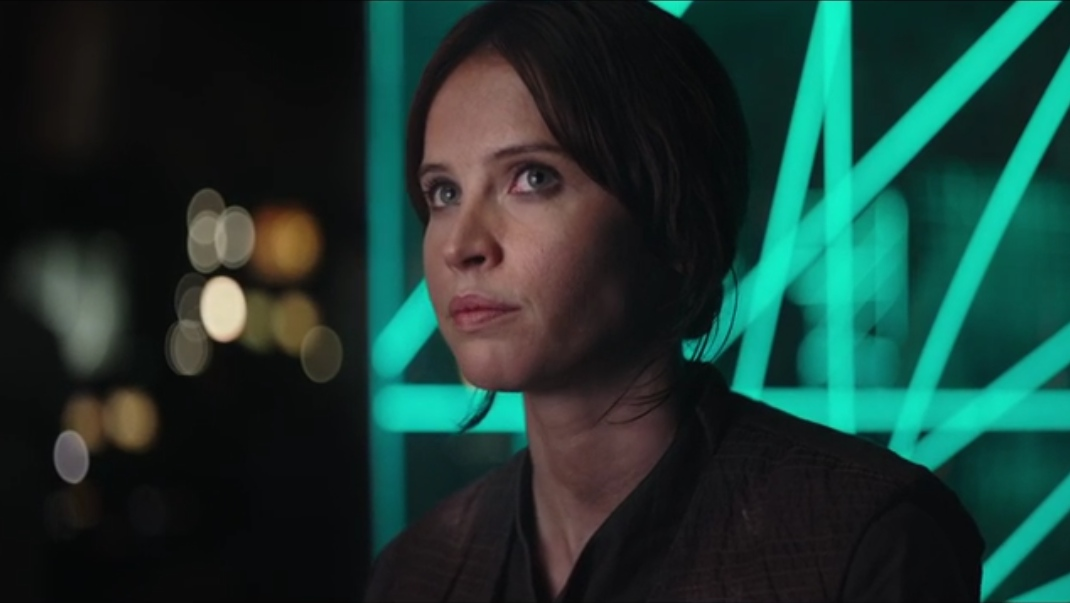 'Rogue One' Teaser Trailer Screengrab - H 2016