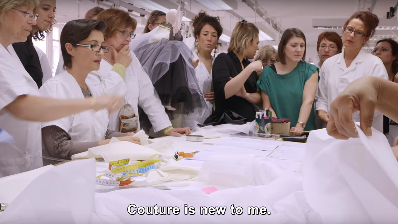 Dior and I trailer grab - H 2016