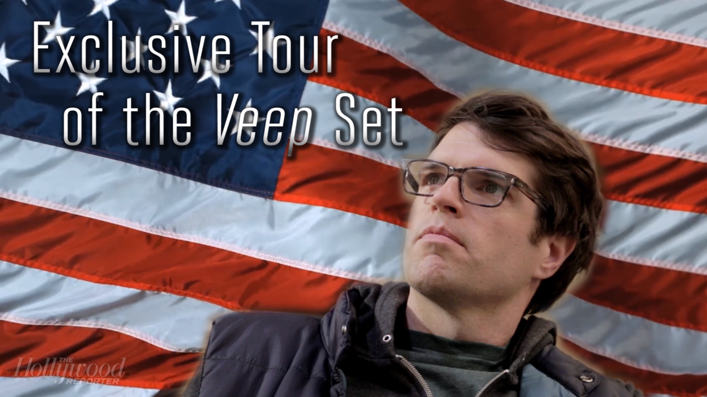'Veep' Actor Timothy Simons Goes Behinds the Scenes for Exclusive Tour | Hot Set!