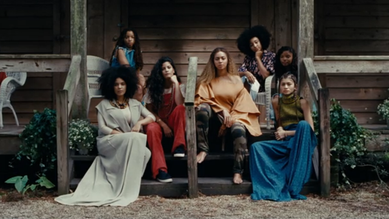 Beyonce Lemonade Video Grab - H 2016