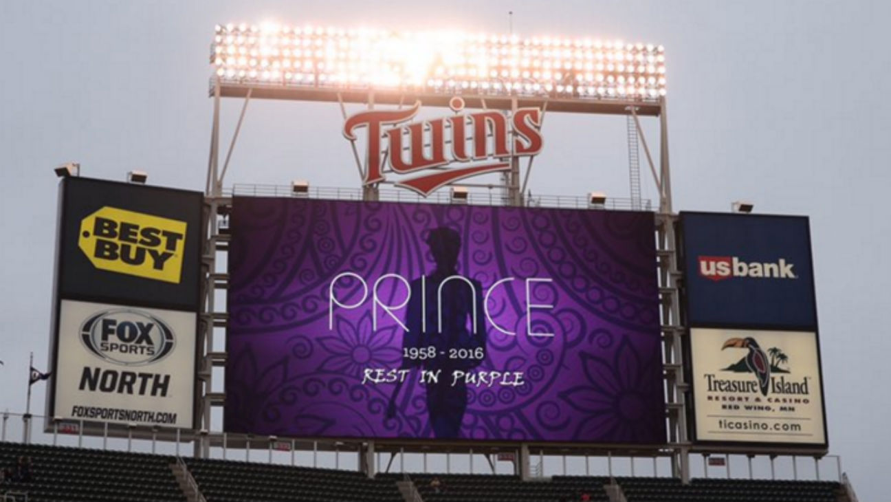 Prince Twins game tribute Twitter- H