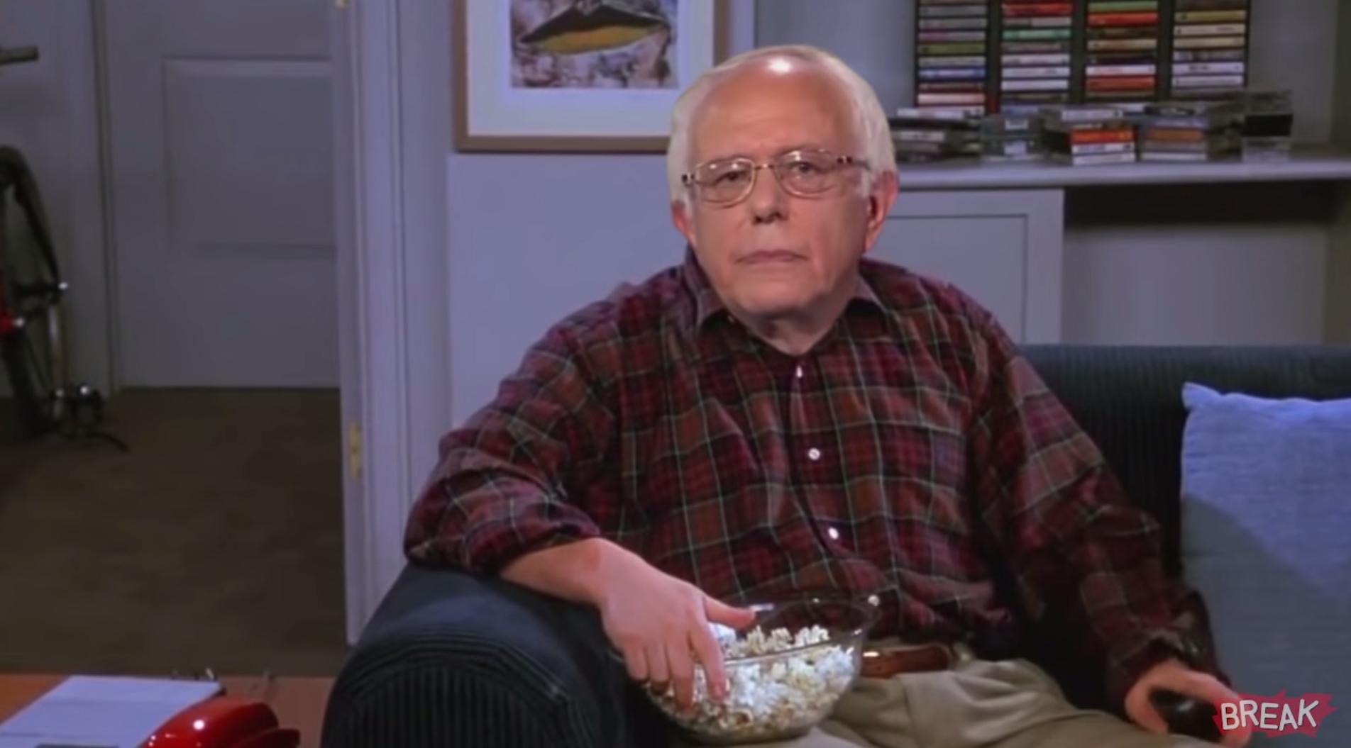 Sanders Seinfeld - H 2016