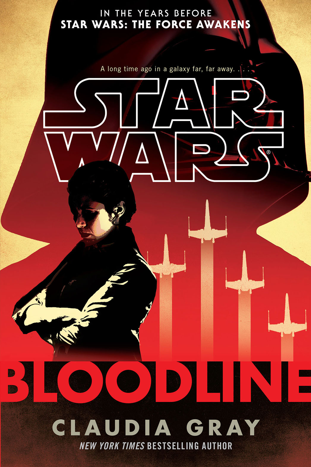 Star Wars Bloodline Cover - Publicity - P 2016