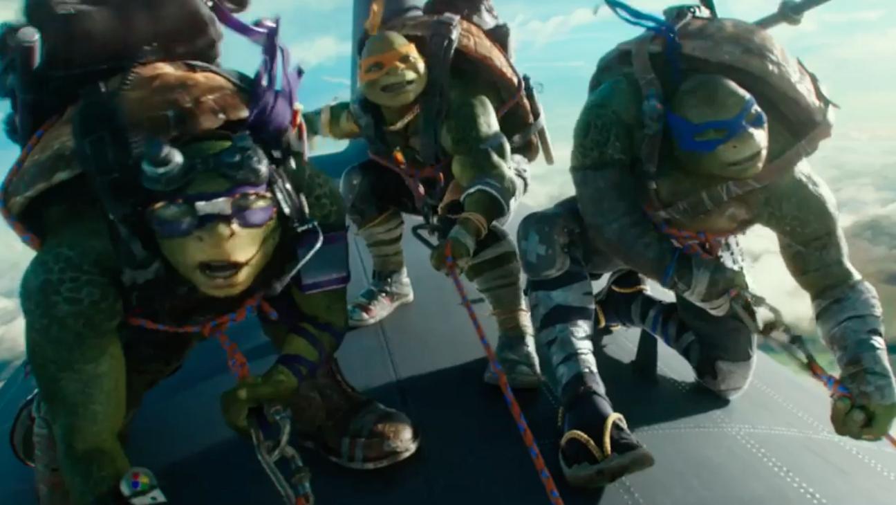 Teenage Mutant Ninja Turtles 2 — H 2016