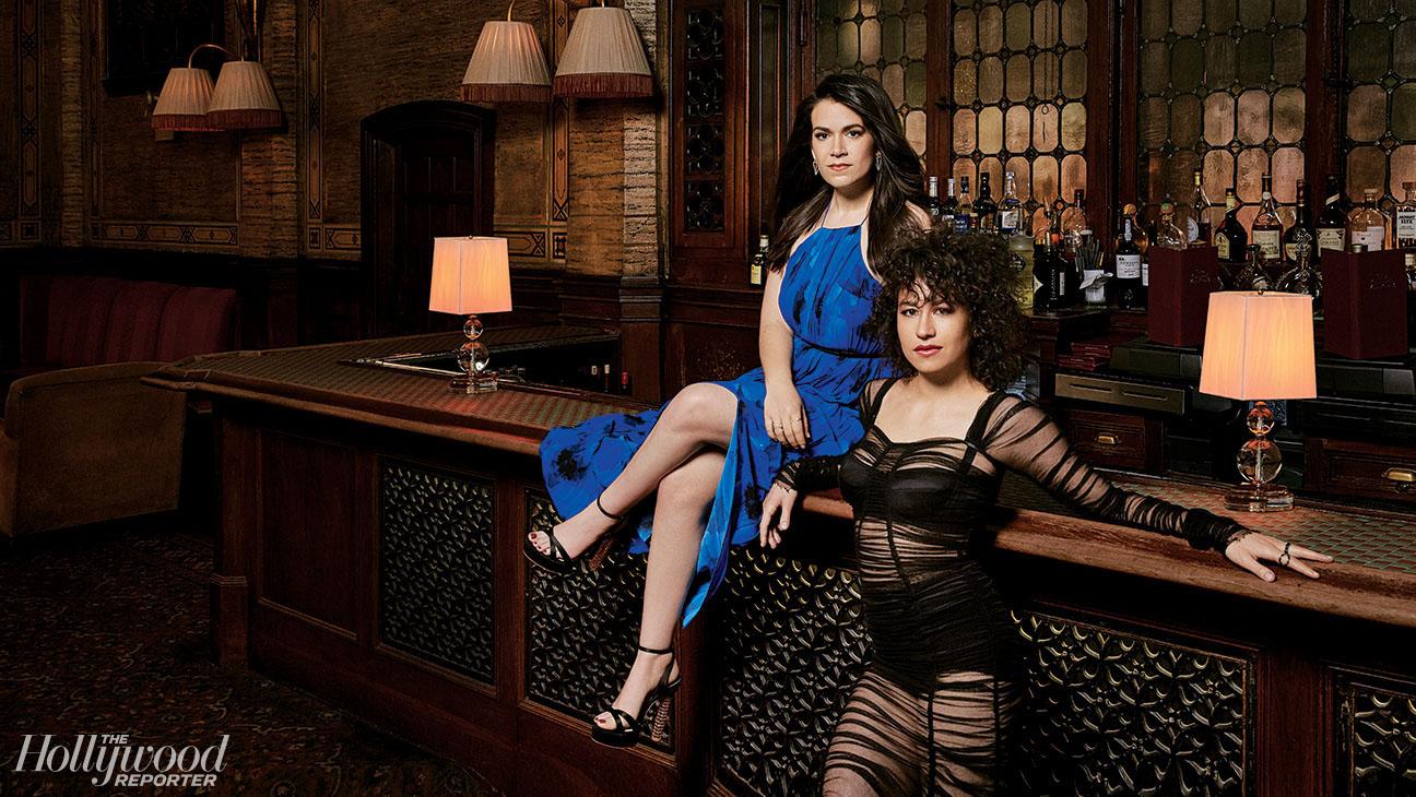 Broad City Stars - IIana Glazer and Abbi Jacobson - H 2016