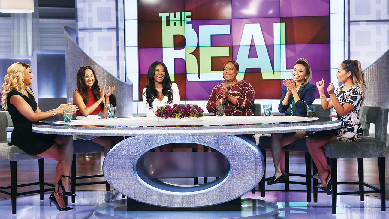 KNOW YOUR TV LADY TEAMS: The Real- H 2016