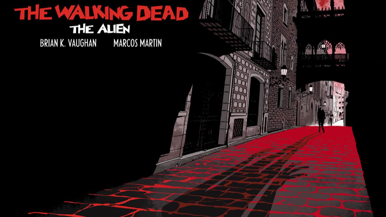 The Walking Dead: The Alien - H 2016
