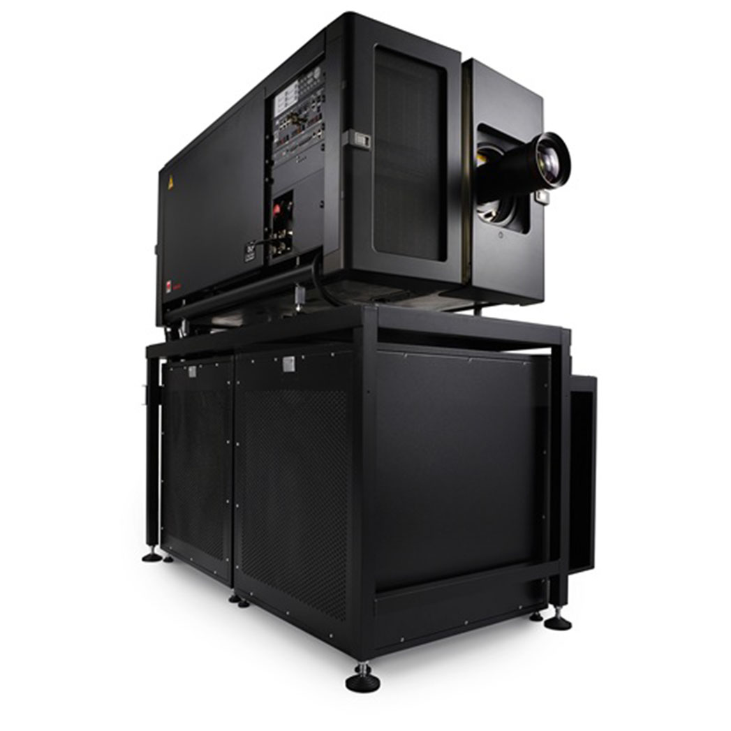 Barco Flagship laser projection system - S 2016
