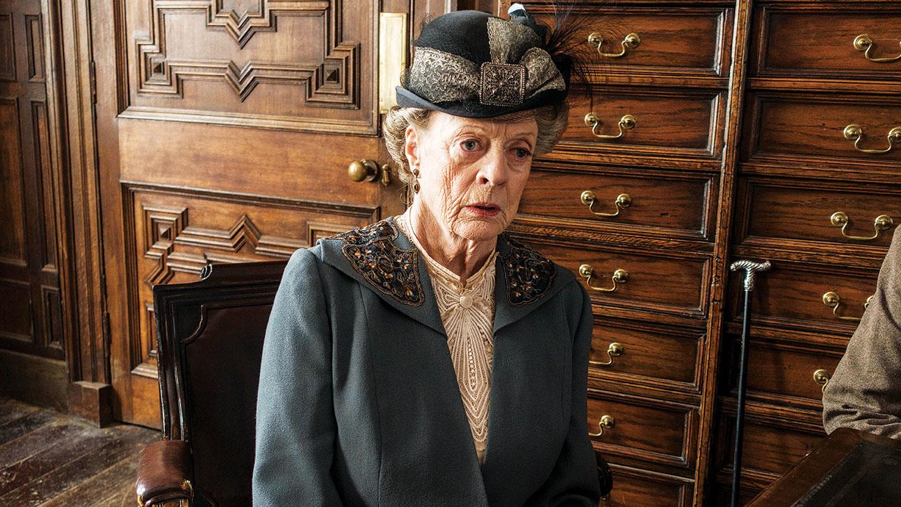 Downton Abbey-Part Three-Maggie Smith -H 2016