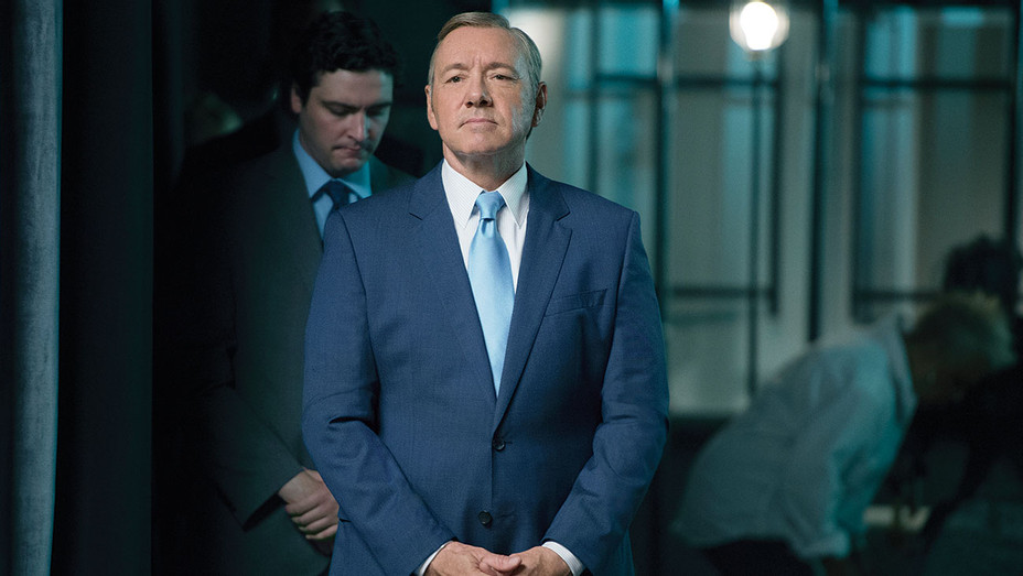 House of Cards -Kevin Spacey-H 2016