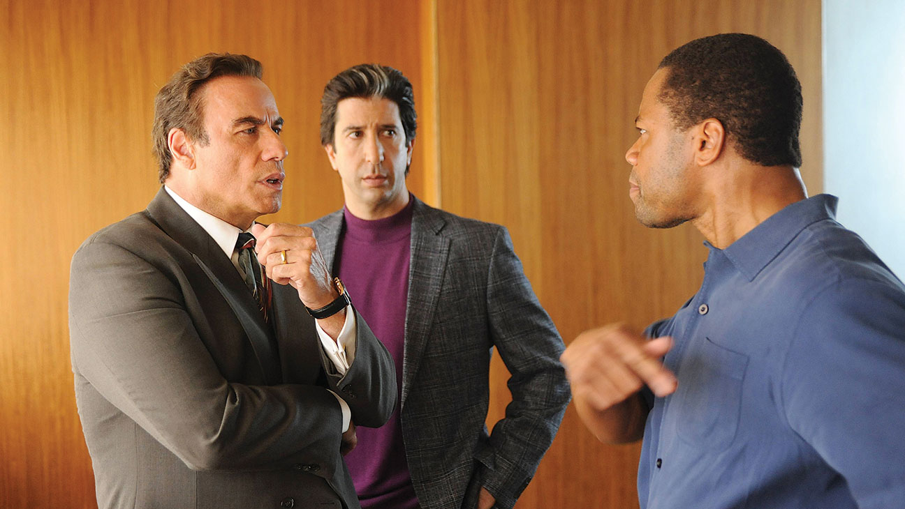 THE PEOPLE v. O.J. SIMPSON: AMERICAN CRIME STORY- Travolta -Schwimmer-Gooding-H 2016