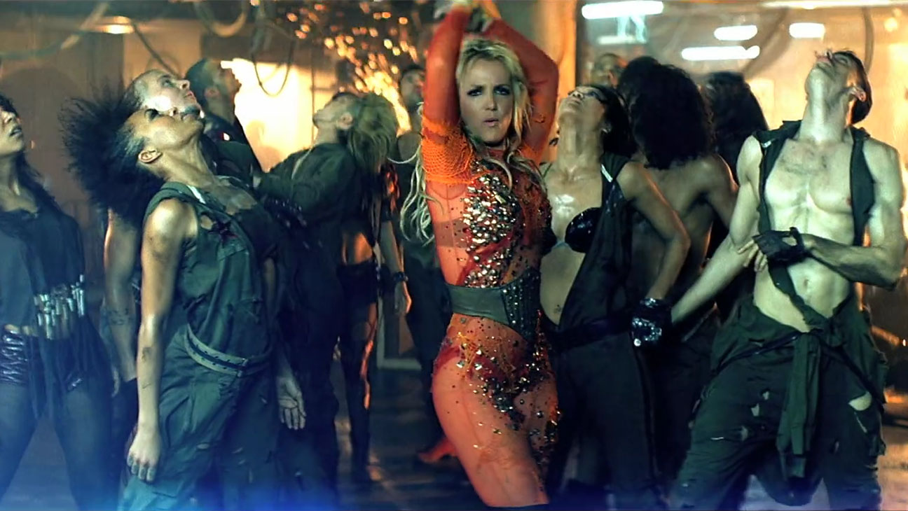 Britney Spears 10 Most Memorable Music Video Looks Hollywood Reporter