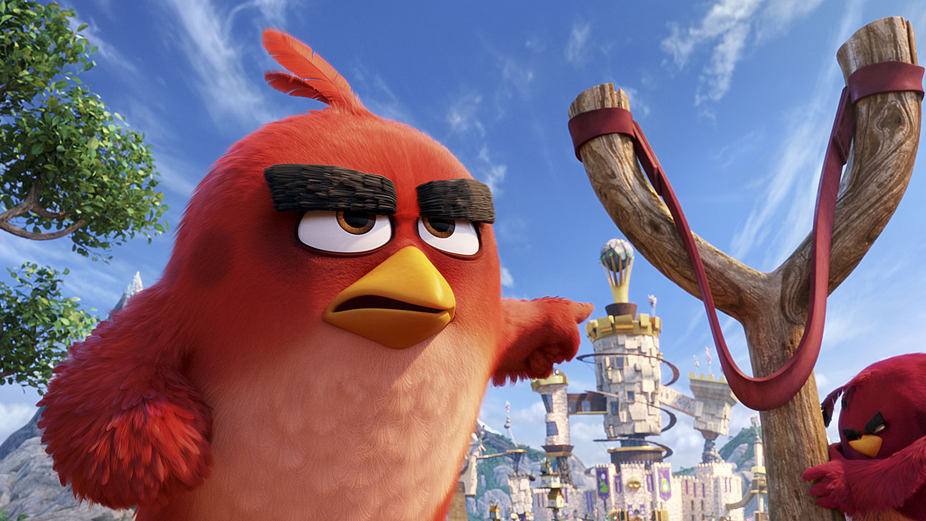ANGRY BIRDS still1 - Columbia Pictures and Rovio Animation-H 2016