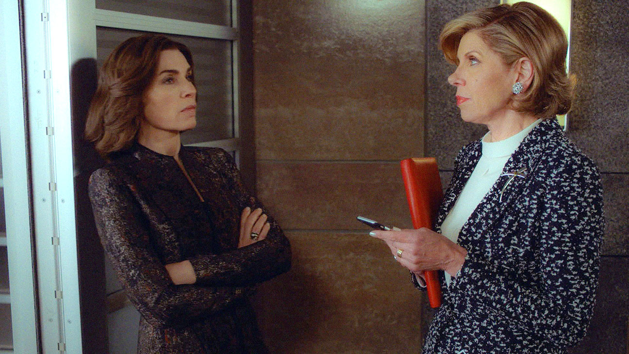 THE GOOD WIFE- series finale-Julianna Margulies  as Alicia Florrick-H 2016