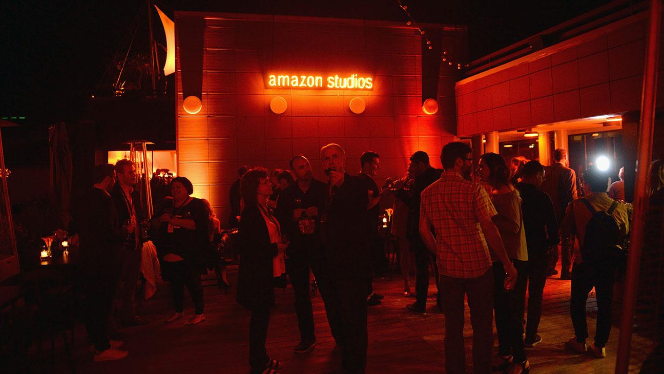 Amazon Studios Party - Getty - H 2016
