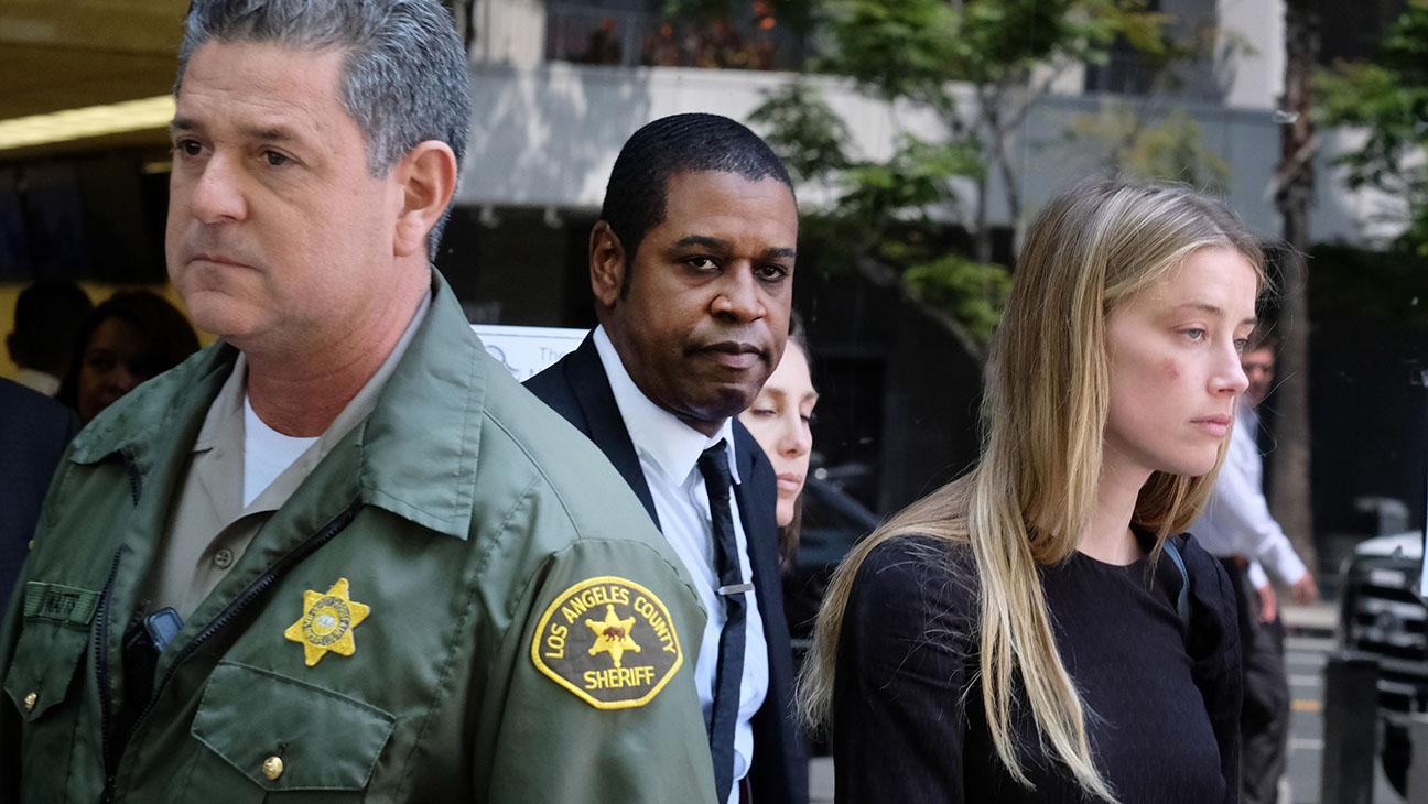 Amber Heard Court H 2016