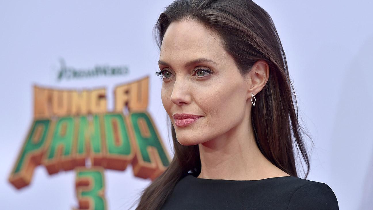 Angelina Jolie - Getty - H 2016
