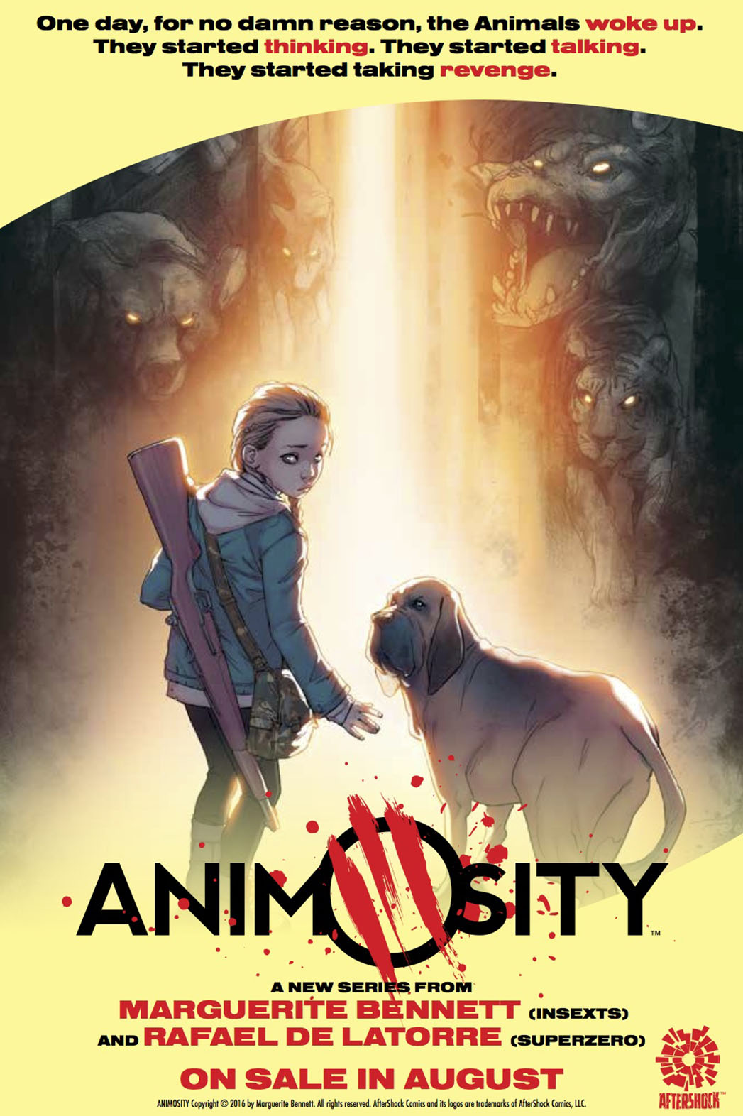 Animosity-AfterShock Comics-Ad-P 2016