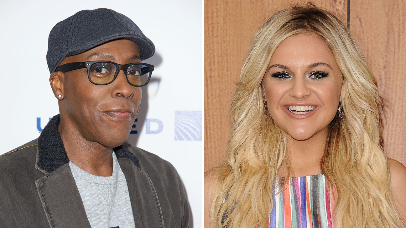 arsenio hall and kelsea ballerini Split - Getty - H 2016