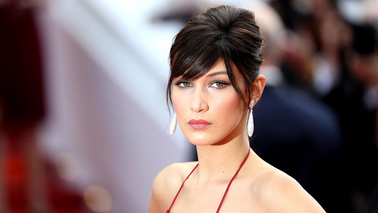 Bella Hadid Cannes - Getty - H 2016