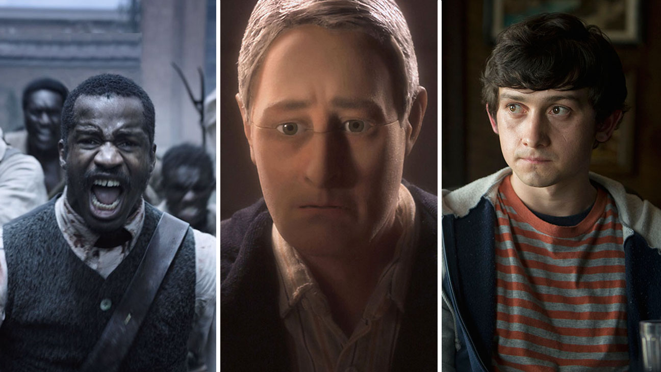 Birth of a Nation Anomalisa Fundamentals of Caring Split - Publicity - H 2016