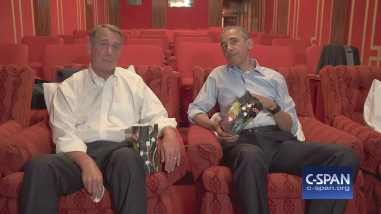 Barack Obama White House Dinner - H 2016