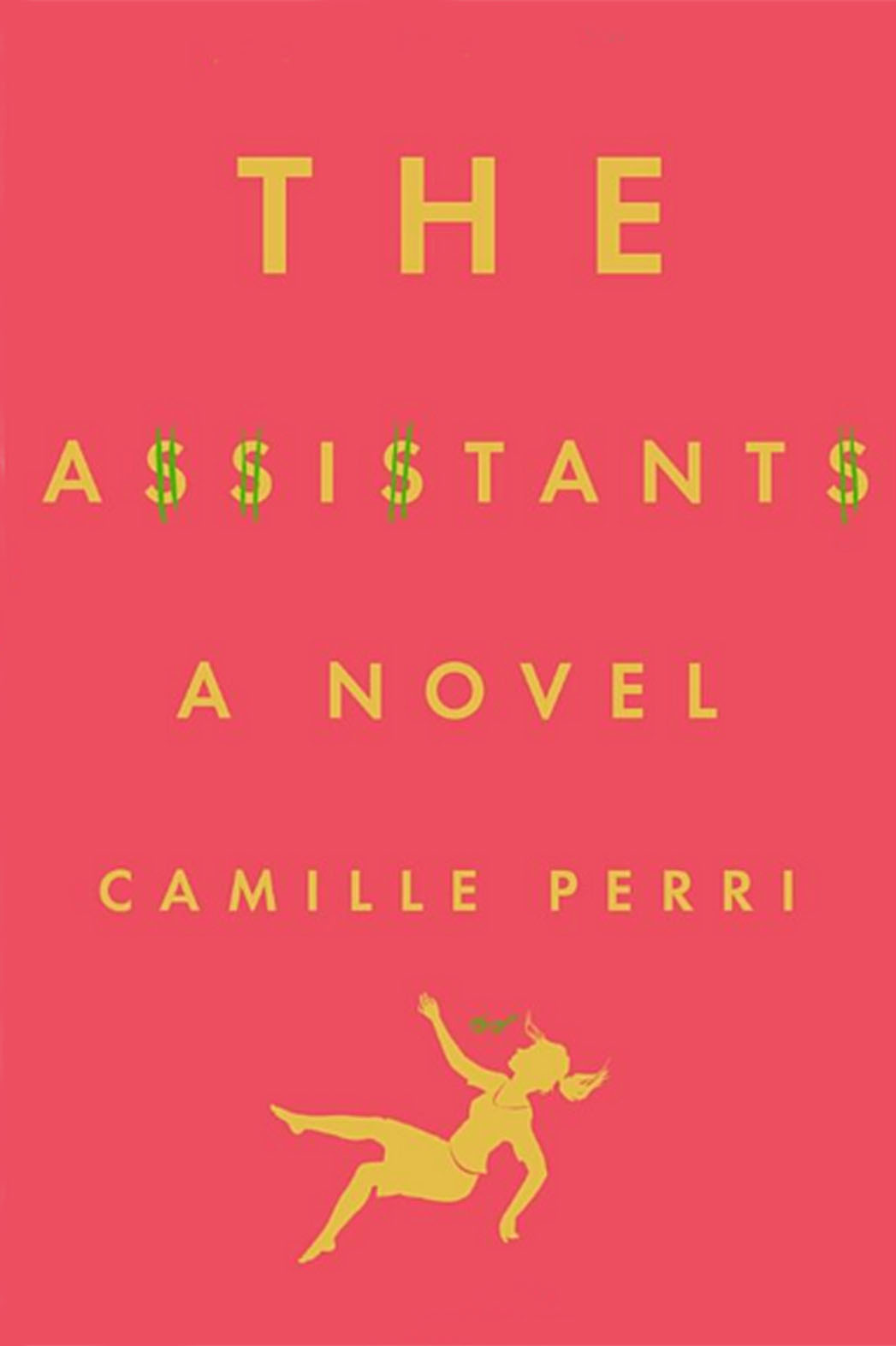 The Assistants - Book Cover -Screen Shot-P 2016