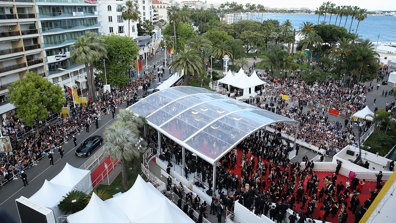 Cannes Palais General Atmosphere - H 2016