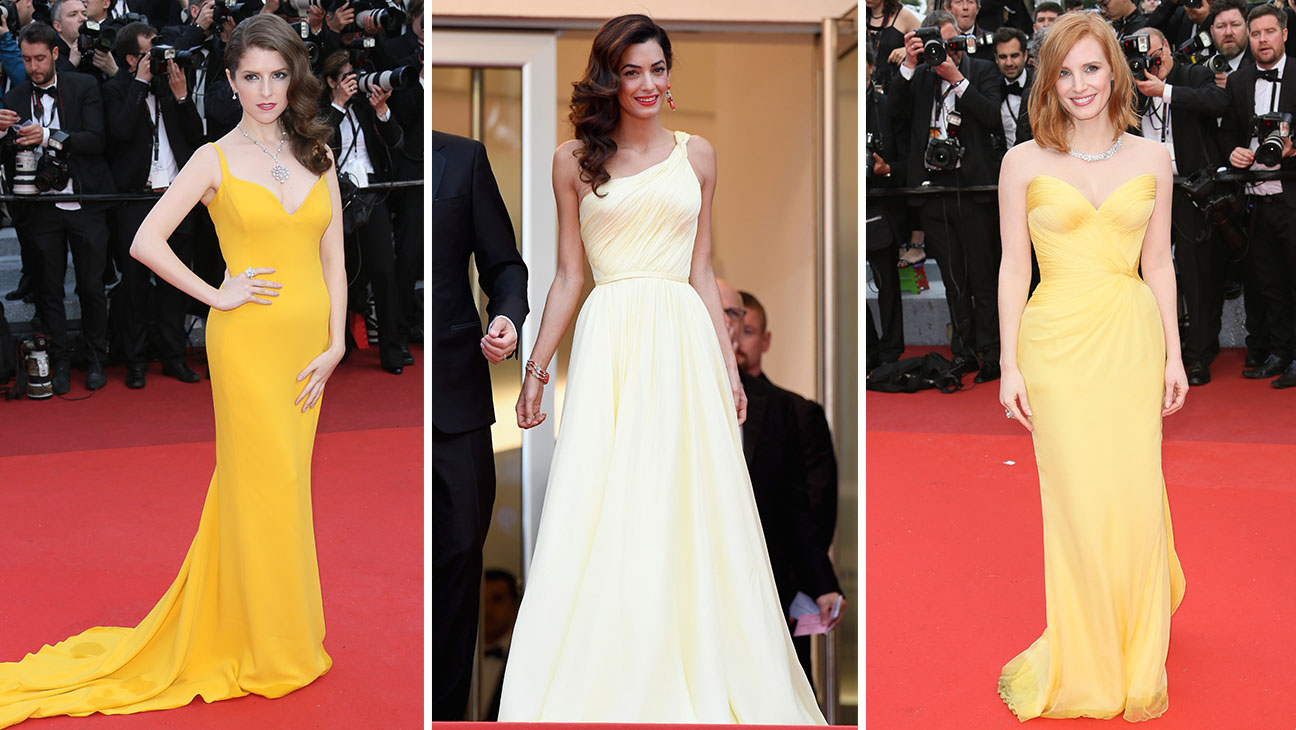 Cannes Yellow Split - Getty - H 2016