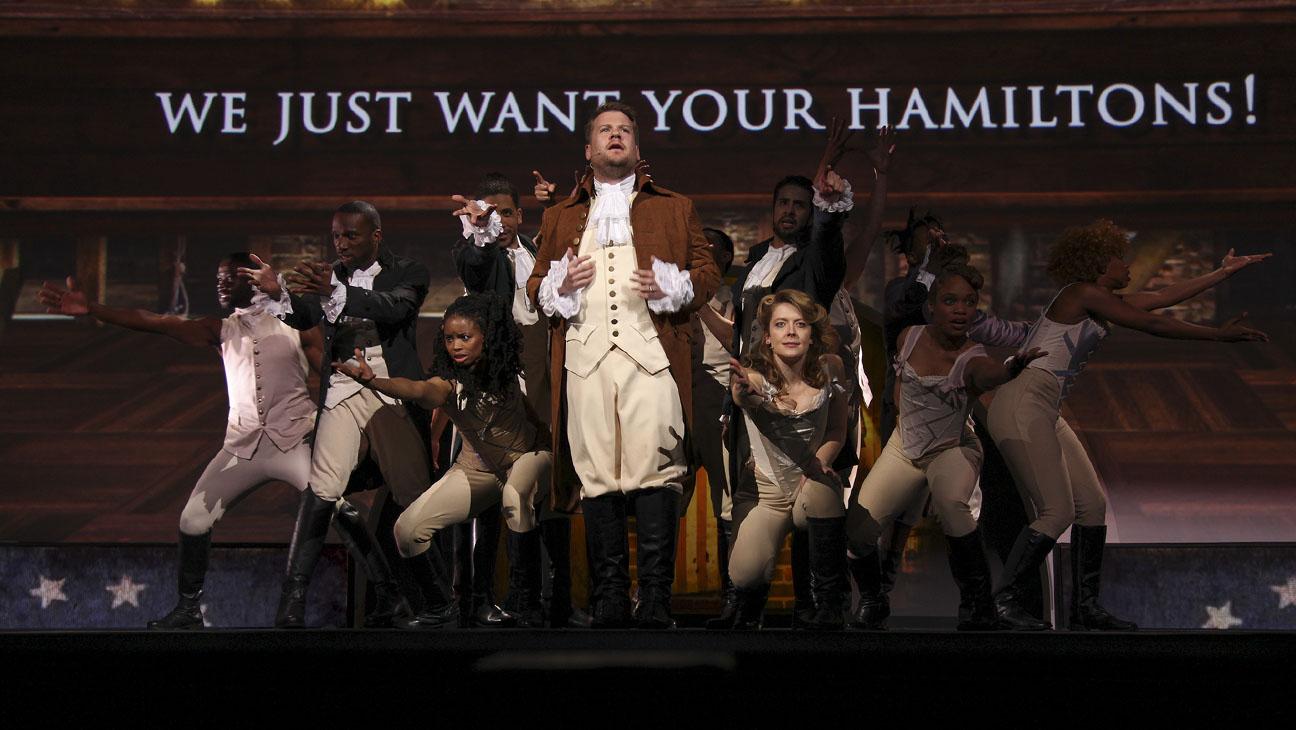 CBS Upfront James Corden Onstage - Publicity - H 2016