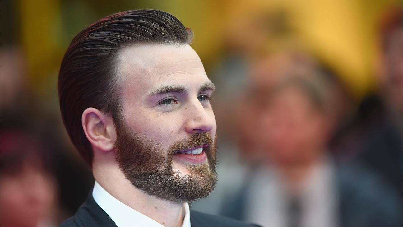 Chris Evans Captain America UK Getty H 2016