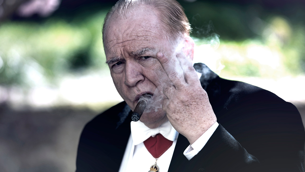 Brian Cox, Churchill - H 2016