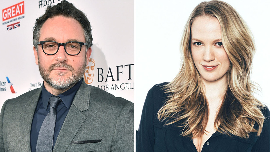 Colin Trevorrow and Emily Carmichael -Split-H 2016