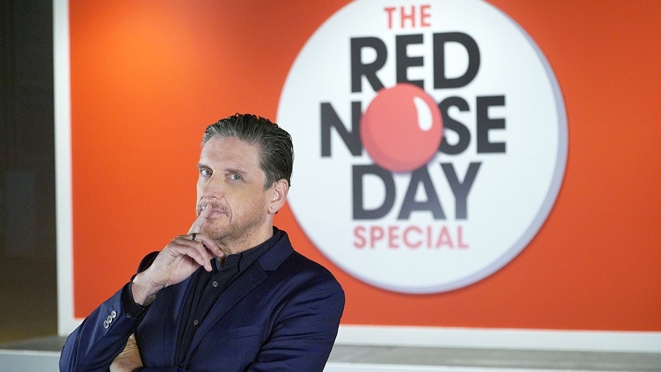 Craig Ferguson NBC Red Nose Day Publicity H 2016