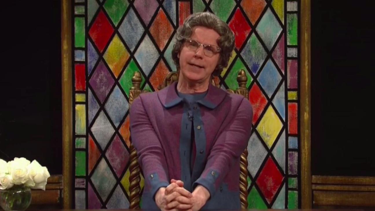 Dana Carvey Church Lady SNL - H 2016