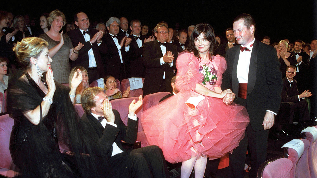 When Bjork Brought Dancer In The Dark To Cannes Hollywood Reporter