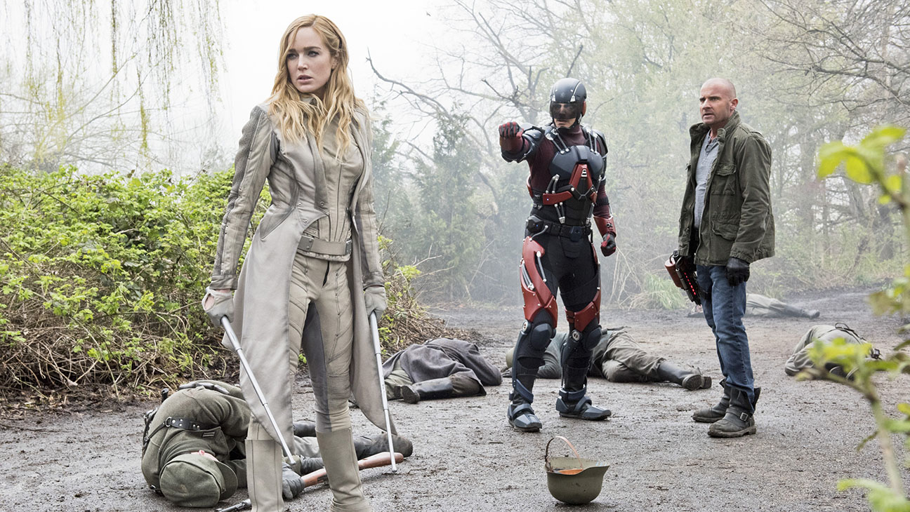 DC's Legends of Tomorrow S01E16 Still 1 - Publicity - H 2016