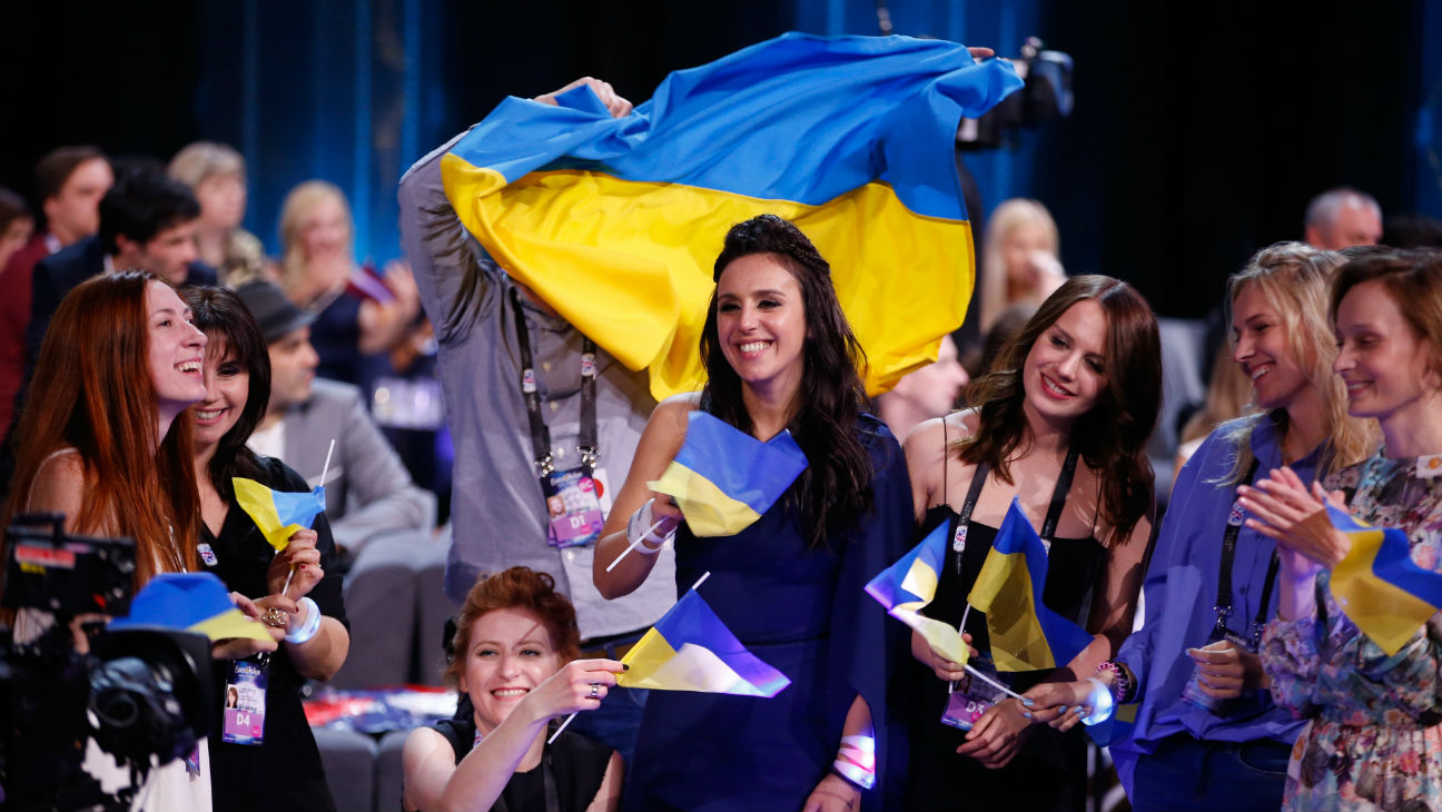 Eurovision Ukraine Winner H - 2016