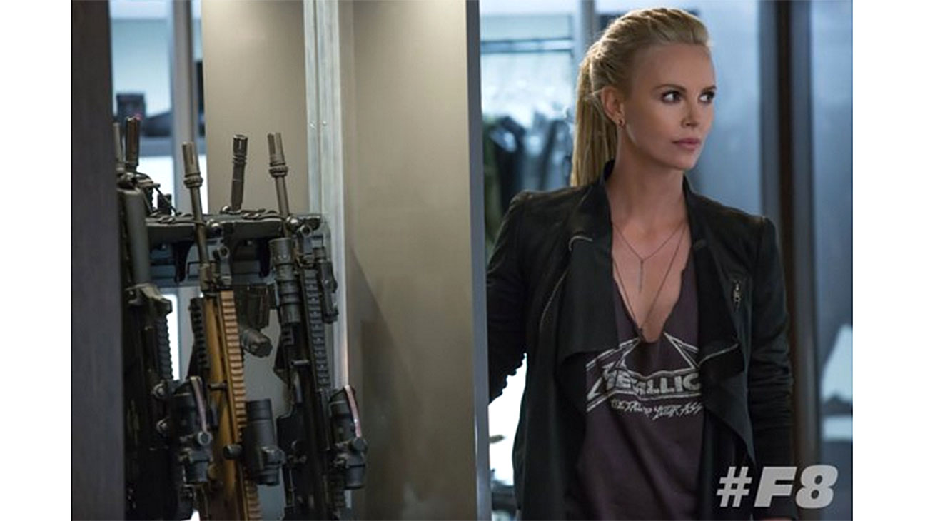 Charlize Theron -Fast & Furious #8 Screen Shot-H 2016
