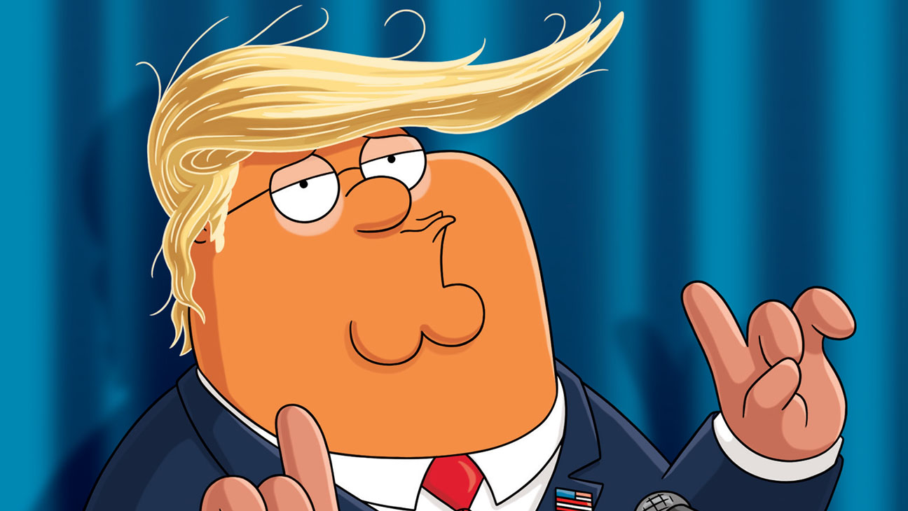 Family_Guy_Trump_Emmy_Campaign Close - Publicity - H 2016