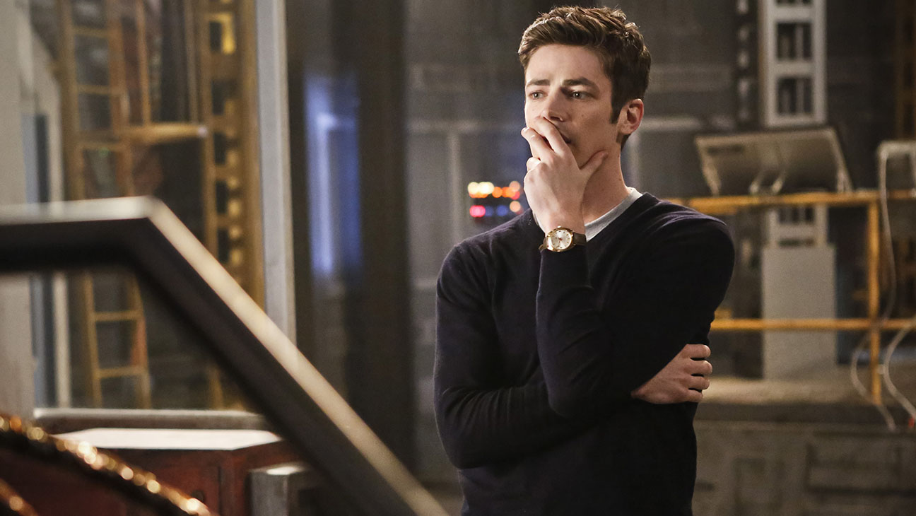 The Flash-Rupture-Grant Gustin -H 2016